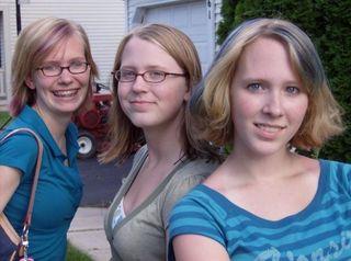 Alison's girls