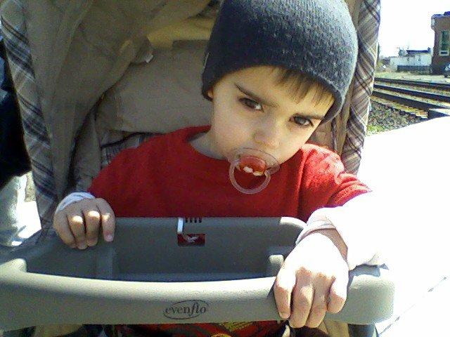 Liam age 2