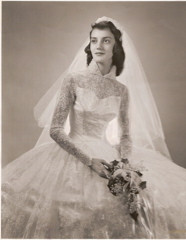 Mom, the Beautiful Bride